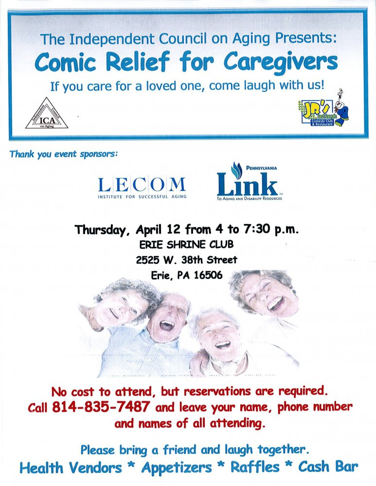 Comic Relief for Caregivers