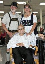 100 years and lederhosen