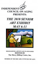 2018 Senior Art Exhibit