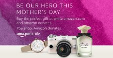 Shopping for mom? Shop at AmazonSmile!